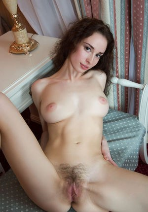 Hairy Euro Pussy Porn
