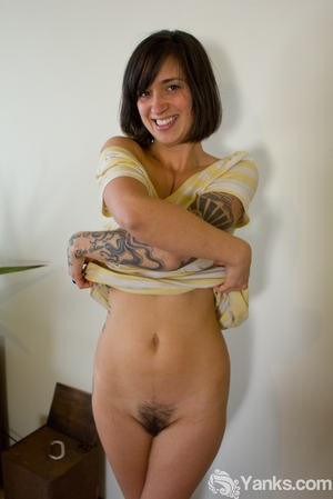 Hairy Undressing Porn
