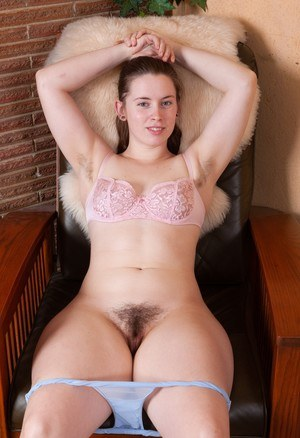 Hairy Pussy In Lingerie Porn